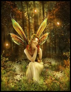 Bring in the fairies!